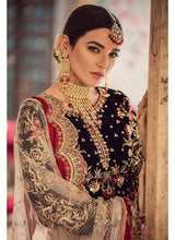 Load image into Gallery viewer, Gulaal Wedding Collection Red - LebaasOnline