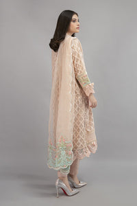 Suit Pink SF-EA20-18 | Maria B Evening Wear | Maria B Winter Wear