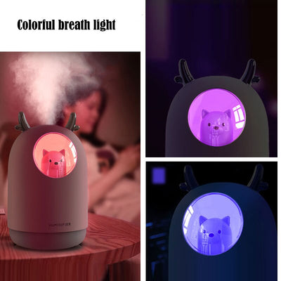 Diffuser®Ultrasonic Potable Facial Humidifier