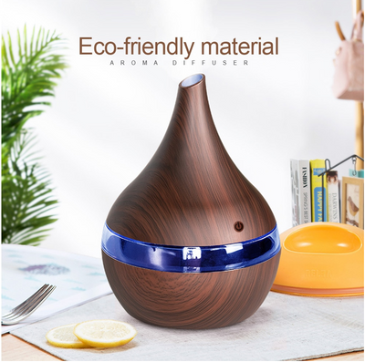 Diffuser®300 ml Ultrasonic Air Humidifier & Oil Diffuser