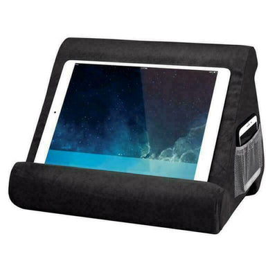 Multi Function iPad Soft Tablet Stand Pillow Holder