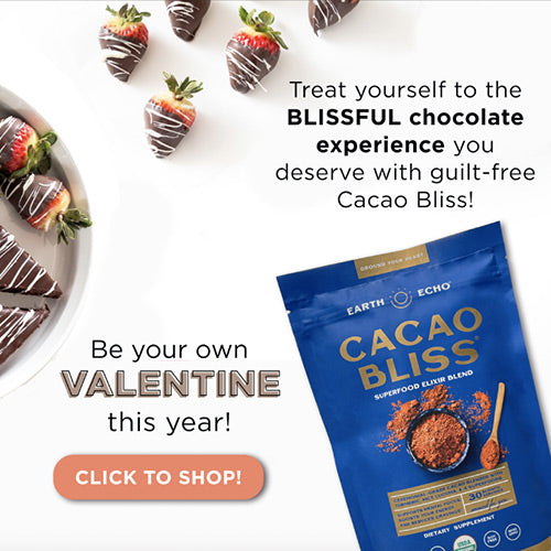Be Your Own Valentine This Year - Treat Yourself to Cacao Bliss
