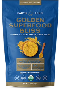 Earth Echo Foods Golden Superfood Bliss
