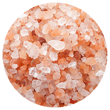 Cacao Bliss contains Himalayan Salt