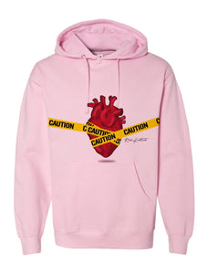 Emotionally Scarred Hoodie (PINK)