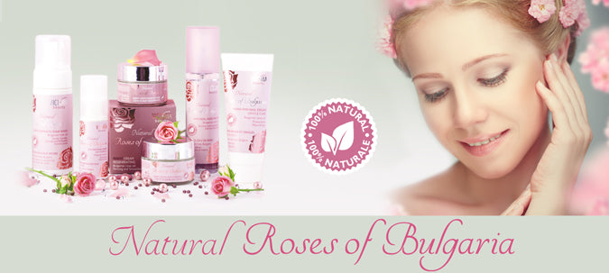 Victoria Beauty Natural Roses of Bulgaria