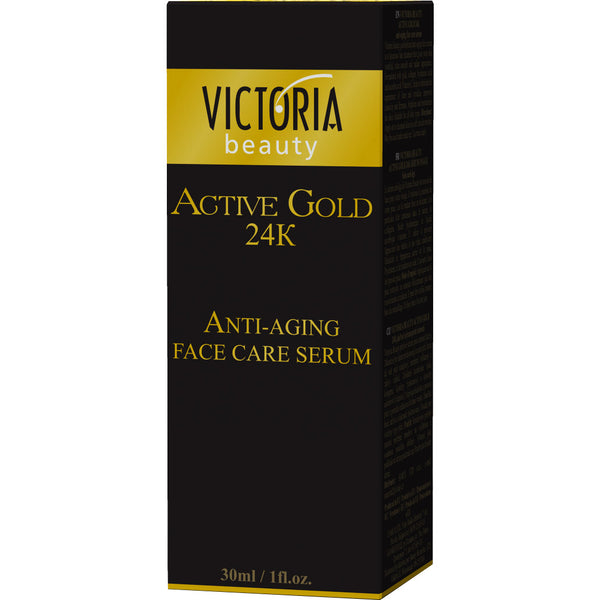 Anti-aging Face Serum with 24K Gold