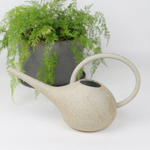 Watering Can - White Garden To Table