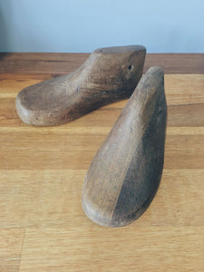 Antique Vintage Wooden Shoe Last