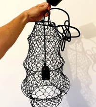 Load image into Gallery viewer, Pendant Fish Trap Small
