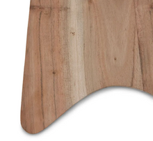 Load image into Gallery viewer, Acacia Wood Board with Organic Handle