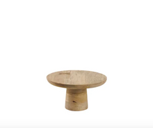 Load image into Gallery viewer, Mango Wood Cake Stand