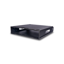 "Load image into Gallery viewer, Concert Audio® Variocase 19 "", 2U with front and rear cover"
