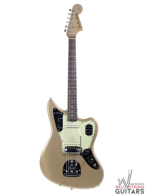 1964 Fender Jaguar Shoreline Gold Metallic