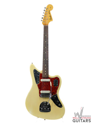 1965 Fender Jaguar Blond