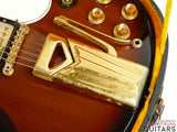 1961 Gibson Les Paul SG Custom Tobacco Sunburst