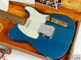 1960 Fender Telecaster Lake Placid Blue Alvino Rey