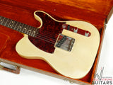 1962 Fender Esquire Blond w/ Tortoise Guard