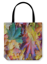 Load image into Gallery viewer, Tote Bag, Leaves
