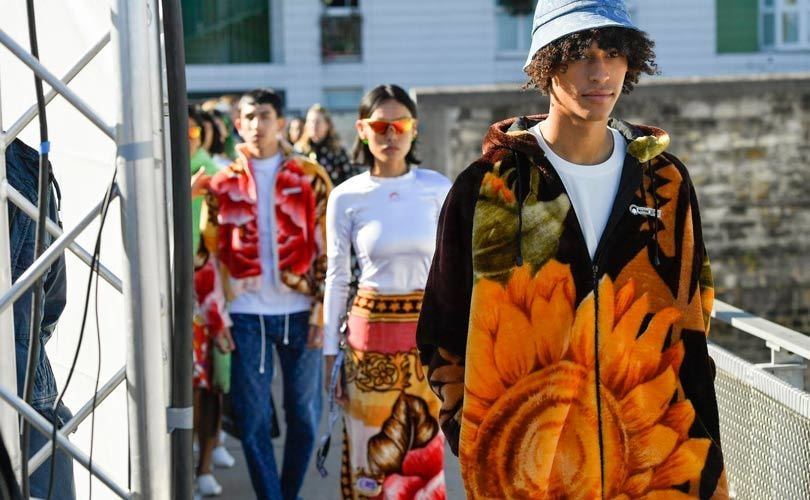Upcycling in luxury fashion