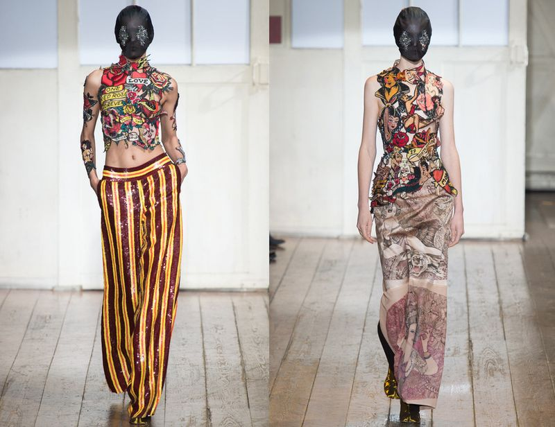 Upcycling within the fashion industry
