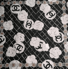 Load image into Gallery viewer, Chanel silk scarf - RAG REVOLUTION
