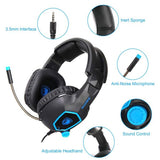Sades SA–818 3.5mm Gaming Headset
