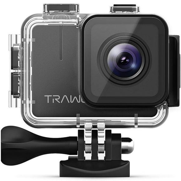 APEMAN Trawo Action Camera 4K WiFi Ultra HD 20MP