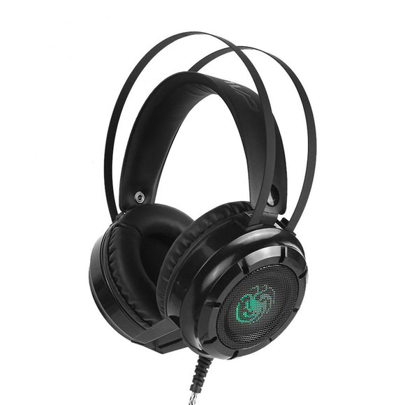 EXAVP N62 Gaming Headset 3.5mm Sound with USB Lighting and Vibration