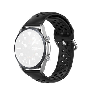 Silicone Replacement Band For Galaxy Watch 3 Wrist Strap