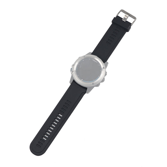 Silicone Replacement Band For Garmin Fenix 3 Wrist Strap