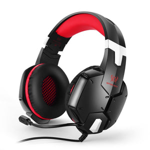 KOTION EACH G1200 Gaming Headset Black-Red
