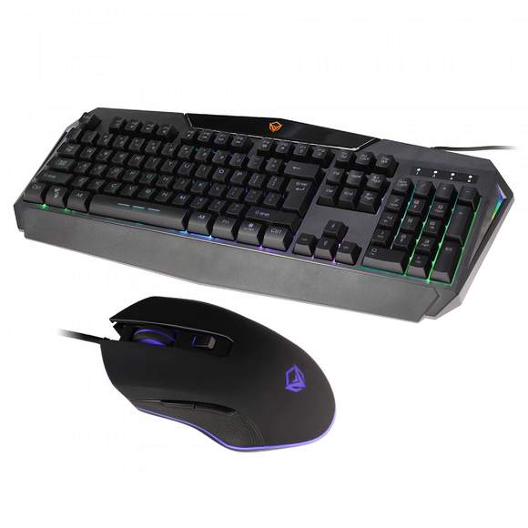 Meetion MT-C510 Backlit Gaming Keyboard and Mouse Combo Kit