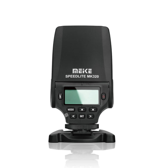 Meike MK-320 Flash Light i-TTL Speedlite for Canon