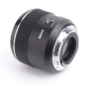 Meike MK 85 mm F/1.8 Auto Focus Lens for Canon EF Mount