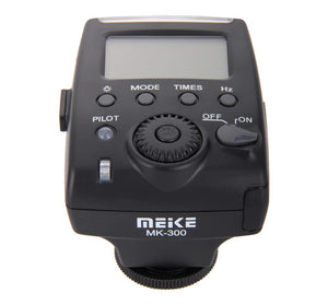 Meike MK-300 MK300 LCD i-TTL Flash Speedlite GN30 for Canon
