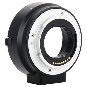 Meike Electronic Auto Focus Adapter For Canon EF Lens To EOS M Camera