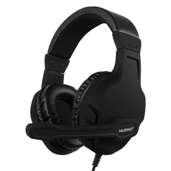 Nubwo U3D Single 3.5 No Lightning Gaming Headset