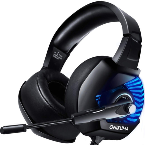 ONIKUMA K6 Stereo Gaming Headset for PS4 PC XBOX Switch