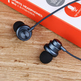 Plextone X56M Type-C Wired In-Ear Headphone Blue