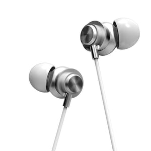 Plextone X56M Type-C Wired In-Ear Headphone - White