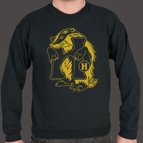 House Of Badger Sweater (Mens)