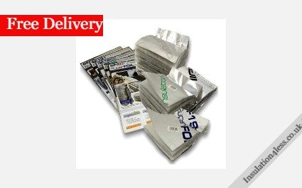 Free delivery Superfoil Insulation