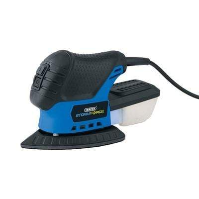 230V Tri- Palm Sander 75W S/F 230 Tools and Workwear