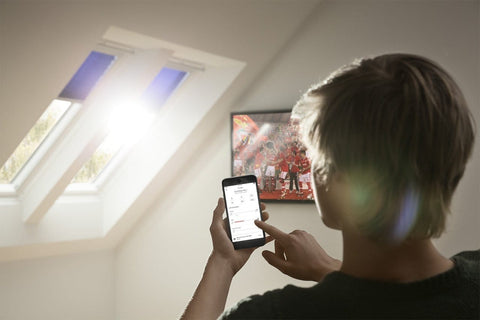 Velux Active KIX 300 Indoor Climate Control Starter Kit Velux Roof Windows