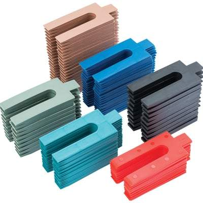 Plastic Frame Packers ( Bag of 100) Tools and Workwear