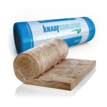 Knauf Earthwool SteelTherm Roll 40 (All Sizes) 150mm / 5550mm Loft Insulation