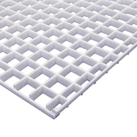 600mm x 600mm Opal Eggcrate Louvres Suspended Ceiling Accessories