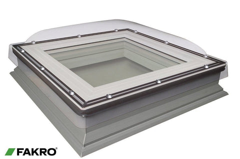 FAKRO DXC-C P2 Fixed Shut Flat Roof Window - All Sizes Fakro Roof Windows