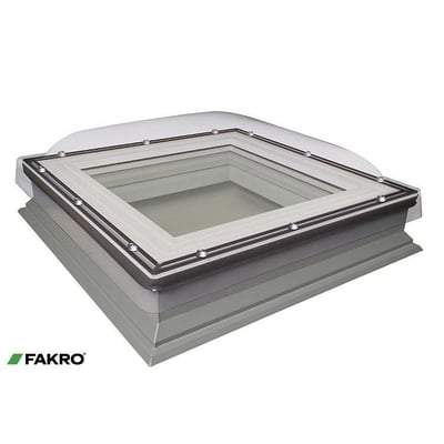 FAKRO DMC-C P4 Secure Manual Flat Roof Window - All Sizes Fakro Roof Windows